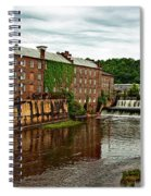 Autauga Creek - Prattville, Alabama Spiral Notebook