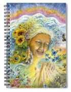 Great Mother Spiral Notebook