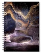 Authoring The Unpredictable Spiral Notebook