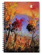 Autumn 451110 Spiral Notebook