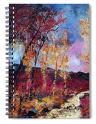 Autumn 760808 Spiral Notebook