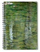 Autumn Abstract - 2 Spiral Notebook