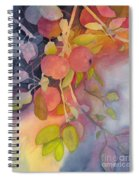 Autumn Apples Full Painting Spiral Notebook
