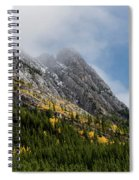 Autumn Arrives  Spiral Notebook