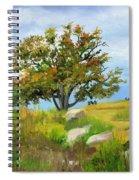 Autumn At Gettysburg Spiral Notebook