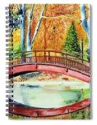 Autumn Beauty Spiral Notebook