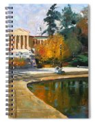 Autumn By Delaware Lake Spiral Notebook