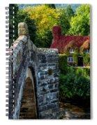Autumn Colours Spiral Notebook