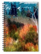 Autumn Feel Spiral Notebook