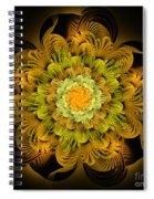 Autumn Gift. B Spiral Notebook