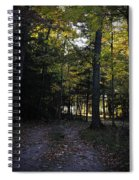 Autumn Glen Spiral Notebook