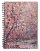 Autumn Harmony. Spiral Notebook