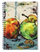 Autumn Harmony Spiral Notebook