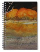 Autumn Hills Spiral Notebook