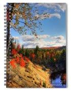 Autumn In Arrowhead Provincial Park Spiral Notebook