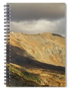 Autumn In French Alps - 5 Spiral Notebook