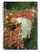 Autumn In Hampstead Spiral Notebook