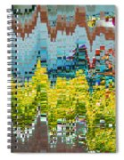 Autumn In Native America Spiral Notebook