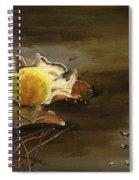 Autumn Leaves 2 Spiral Notebook