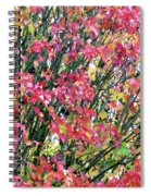 Autumn Leaves 4 Spiral Notebook