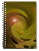 Autumn Light Spiral Notebook