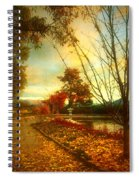 Autumn Magic Spiral Notebook