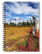 Autumn Majesty Spiral Notebook