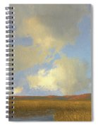 Autumn Marsh Spiral Notebook