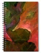 Autumn Moods 7 Spiral Notebook