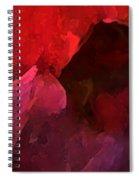 Autumn Moods 8 Spiral Notebook