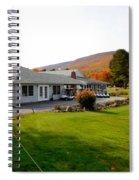 Autumn Mountain Golf Course 6 Spiral Notebook