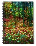 Autumn H5 Spiral Notebook