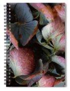 Autumn Potpourri Spiral Notebook