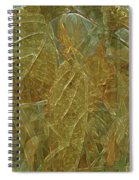 Autumn Reverie Spiral Notebook
