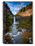 Autumn Riches Spiral Notebook