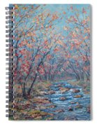 Autumn Serenity Spiral Notebook