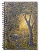 Autumn Sunshine Spiral Notebook