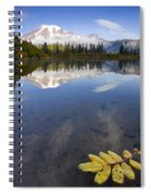 Autumn Suspended Spiral Notebook