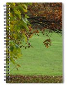 Autumn Tree 1 Spiral Notebook