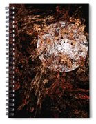 Autumn Wind 1 Spiral Notebook