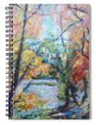 Autumn's Splendor Spiral Notebook