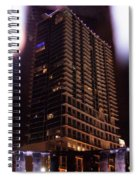 Avant Garde Architecture Image In Orlando Florida Spiral Notebook
