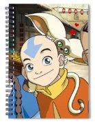 Avatar The Last Airbender Spiral Notebook