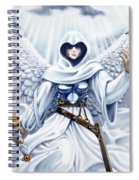 Avenging Angel Spiral Notebook