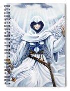 Avenging Angel Spiral Notebook