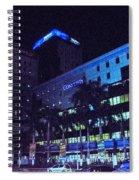 Avenida Roosevelt San Salvador Spiral Notebook