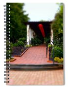 Avenue Of Dreams 1 Spiral Notebook