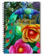 Avenue Of Dreams 11 Spiral Notebook