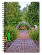 Avenue Of Dreams 6 Spiral Notebook