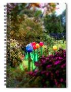 Avenue Of Dreams 7 Spiral Notebook